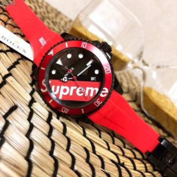 今季人気新作登場 ロレックス ROLEX シュプリーム SUPREME写作連名腕時計 人気急上昇中