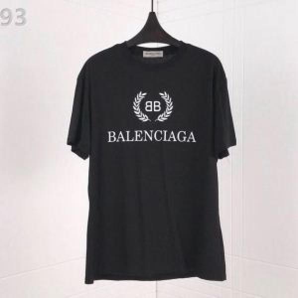 多色可選 2019即旬な装いに Tシャツ/ティーシャツ 夏にぴったり限定アイテム バレンシアガ BALENCIAGA
