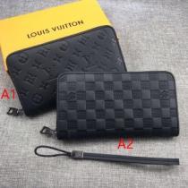 今年春夏ファション流行り 2019夏ファション新品 ルイ ヴィトン LOUIS VUITTON 財布 2色可選
