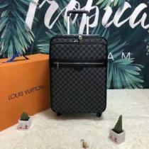 抜け感のあるキレイめ ルイ ヴィトン2019年最新ファッション LOUIS VUITTON 完売在庫確保 スーツケース