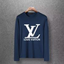 ルイ ヴィトン LOUIS VUITTON 長袖Tシャツ 多色可選 2019トレンドカラー秋冬セール おしゃれ感度が高い秋冬トレンド