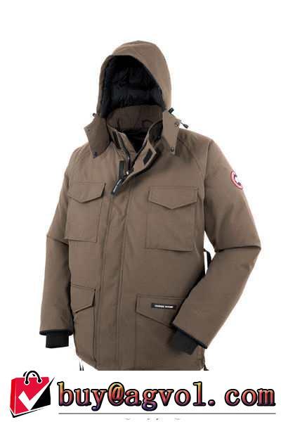 抜群 2015秋冬 Canada Goose 保温性も兼ね備え ダウンジャケット 5色可選