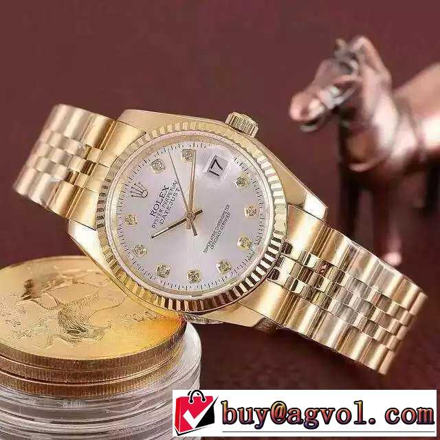 SALE!今季2016 ロレックスROLEX  男性用腕時計 5色可選