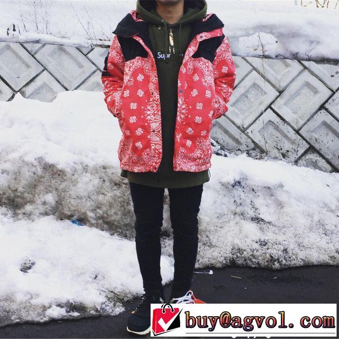 限定特価Supremeシュプリームジャケット偽物フード付きメンズ日本未上陸アウターコート