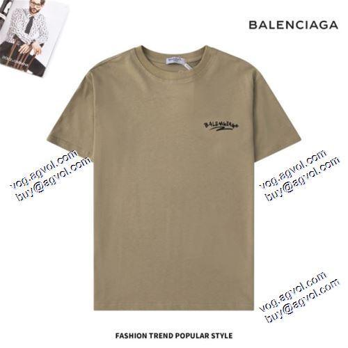 ブランド 通販 激安:ムダな装飾を排したデザイン ブランド コピー 2021春夏 半袖Tシャツ 3色可選 コピーブランド 偽物 通販 通気性に優れた