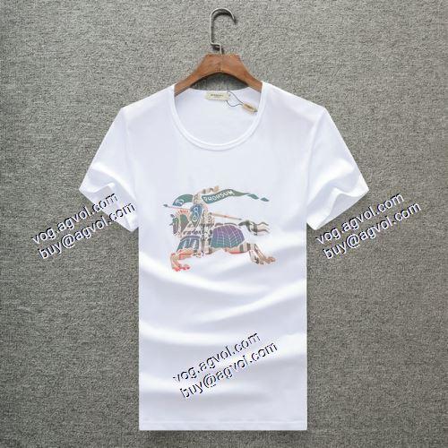 3色可選 2021春夏 バーバリー BURBERRY 耐久性に優れ BURBERRYコピーブランド 半袖シャツ