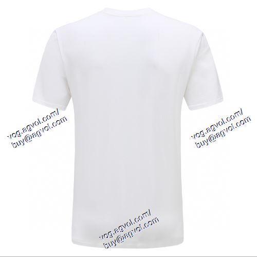 ヴェルサーチVERSACE 2021春夏 半袖Tシャツ VERSACEブランド コピー 2色可選 高級感演出