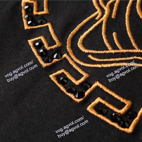 半袖Tシャツ 上下セット ヴェルサーチVERSACE 2021春夏 2色可選 VERSACEコピー ブランド 人気 ランキング