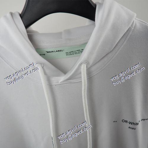 2色可選   パーカー    OFF-WHITE オフホワイトコピー     セール中    OFF-WHITE オフホワイトスーパーコピー 激安  2021春夏
