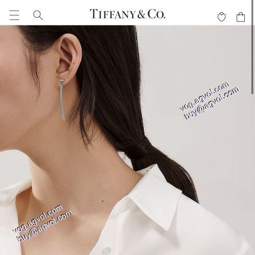 コピー ブランド 優良:当店ランキング1位常連 ティファニー Tiffany&Co 2021春夏 ピアス 2色可選 TIFFANY&CO偽物ブランド