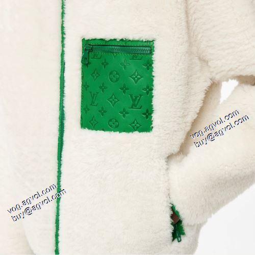 2021秋冬 ルイ ヴィトン LOUIS VUITTON 先行販売 ウールコート 厚手の生地 ルイ ヴィトンコピー